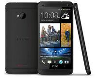Débloqué Téléphone HTC One (M7) - 32GB 3G GPS WIFI Androide NFC WIFI GPS - Noir