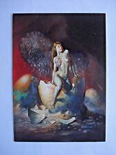 1994 COMIC IMAGES BORIS 4 *MEDALLION CARD* **RARE**