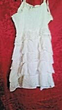 Preowned Civil War, Old West, Reenactor, Victorian Girl`s Vintage Petticoat