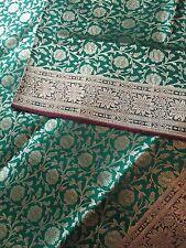 Indian Banarasi Sari / Kanchipuram / Georgette / Fancy / Katan Silk Saree 82020
