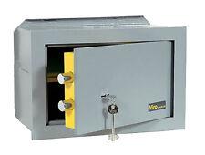 Cassaforte cassetta portavalori a muro da incasso con chiave VIRO mod.4555.25