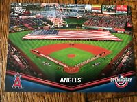 Los Angeles Angels 2018 Topps Opening Day Opening Day at the Ballpark Insert