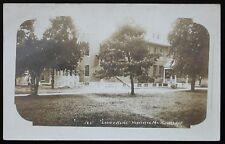 1910's RPPC Postcard ~ LADIES HOME ~ Ohio Wesleyan College ~ Warrenton, Missouri