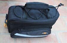 Topeak Gepäckträgertasche RX Trunkbag DXP Black mit Seitentaschen/ Side Panniers