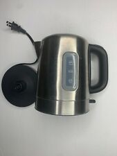 Amazon Basics Electric Kettle  Stainless Steel Electric Kettle 1L