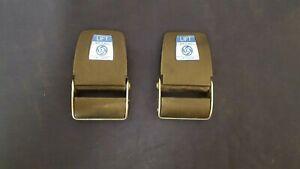 MG TRIUMPH AUSTIN HEALEY KANGOL SEAT BELT OEM BUCKLES British Leyland EXCELLENT
