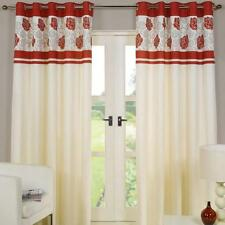 Unbranded Faux Silk Contemporary Curtains