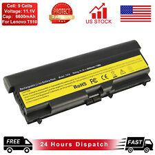 """9Cell Battery for Lenovo ThinkPad Edge 14"""" 15"""" E420 E425 E520 E525 05787WJ"""