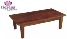 Solid Wood Rustic/Primitive Coffee Tables