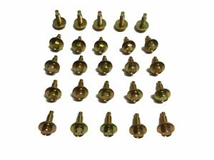 Fender Bolts Zinc Coated 5/16-18 1-1/16 1/2 Hex head Dog Point Dodge Plymouth