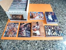 1994-95 Flair Basketball Set + Hot Numbers/Wave of the Future/Scoring Power+1