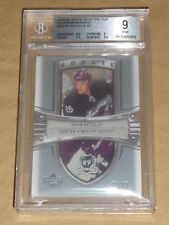 05-06 UD The Cup Ryan Getzlaf RC Platinum Parallel 9/25 BGS 9 1/1 POP1 None ^