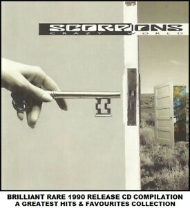 Scorpions A Very Best Ultimate Essential 90's Rock Metal Greatest Hits RARE CD