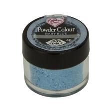 Rainbow Dust Kolor Proszkujadalne dekoracyjne zabarwienie- Jasny Niebieski