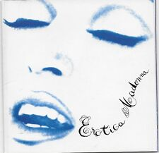 Erotica [Edited] by Madonna CD 1992 Maverick