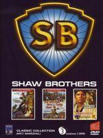 SHAW BROTHERS - I DODICI MEDAGLIONI - O 13 FIGLI DEL DRAGO VERDE - ITA - 3 DVD