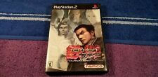 Tekken Tag Tournament (Sony PlayStation 2 PS2, 2002) *USED*