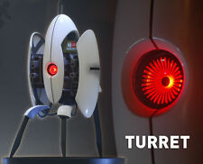 GAMING HEADS Portal 2 Turret Replica Statue - Non UK - Mail for Shipping Quote