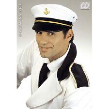 UFFICIALE di MARINA Tema Marino Cappelli TAPPI /& Cappucci Per Travestimenti Costumi-Hat