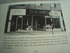 book picture heanor 1960 ideal homes funiture red lion square