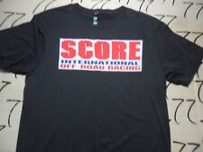 Small- Score Off Road Racing District Made Brand T- Shirt