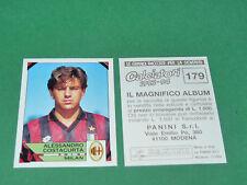 179 A. COSTACURTA AC MILAN PANINI FOOTBALL CALCIATORI 1993-1994 CALCIO ITALIA