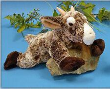 "Wishpets 12"" Brown Floppy Billy Goat Plush Toy"