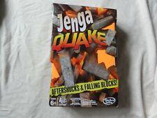 JENGA QUAKE HASBRO GAME AFTERSHOCKS