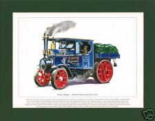 PACKET OF 50  -  TADDYCLOWN  SUPERB  PRINTS  -  STEAM  WAGON