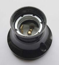 8x Edison Screw Cap Socket E27 Light Bulb Holder Fitting, Lamp Fixing Base