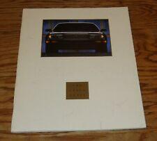 Original 1992 Lexus LS 400 Deluxe Sales Brochure 92
