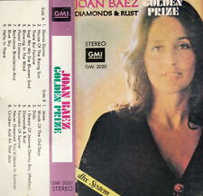 "K 7 AUDIO (TAPE)  JOAN BAEZ  ""DIAMONDS & RUTS"" (MADE IN JAPAN)"