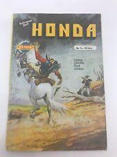 HONDA #9 #10 - 80s - Foreign Comic Book - VERY RARE - WESTERN COWBOY - 4.5 VG+