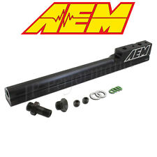 AEM Black Hi Flow Fuel Rail Honda Acura Civic Integra B16 B16A B17A B18 B20 B20B