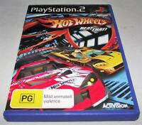 Hot Wheels Beat That! PS2 PAL *Complete*