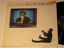 LOU REED - NEW SENSATIONS, AFL1-4998 RCA VICTOR