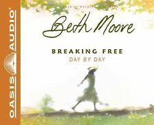 """Breaking Free Day by Day : A Year of Walking... by Beth Moore Audio Book """"NEW"""""""