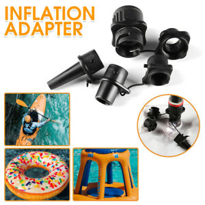 SUP Pump Adapter for Kayaking Inflatable Boat Air Valve Adaptor Hose Connector