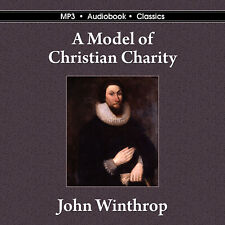 A Model of Christian Charity - MP3 CD Audiobook in CD jacket