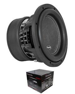 """OPEN BOX American Bass 10"""" Dual 4 Ohm Voice Coil 2000 Watt Subwoofer XR-10D4"""