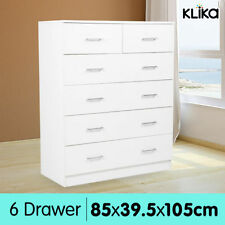 Particle Board Bedroom Dressers & Chests of Drawers