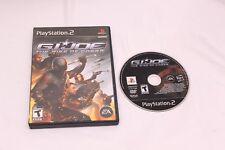 Playstation 2 PS2 -  G.I.Joe The Rise Of Cobra - No Manual