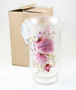 """Victoria Bell: Tenderness 400 Pink 16"""" Floral Vase - by Jozefina Atelier   NEW"""