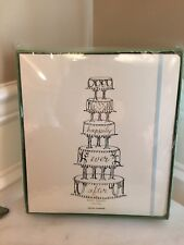 NWT Kate Spade $48 Happily Ever After Bridal Planner