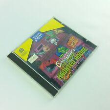 The Ultimate Haunted House Gahan Wilson Microsoft Windows 1994 PC Game CD