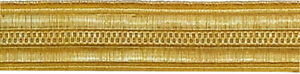 Braid Gold Wire 8,10,12,14,18,20,30,40mm Army, Military, Uniform,Fancy Costume