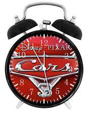 Disney Cars Alarm Desk Clock Home or Office Decor F34 Nice Gift