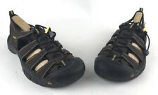 Keen Secure Fit Lace Sport Closed Toe Sandals Waterproof Brown Mens 10