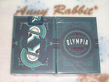 1 deck olympia underworld  playing cards