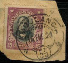 Chile 1922 Ambulancia Postmark N.55 (B-022)